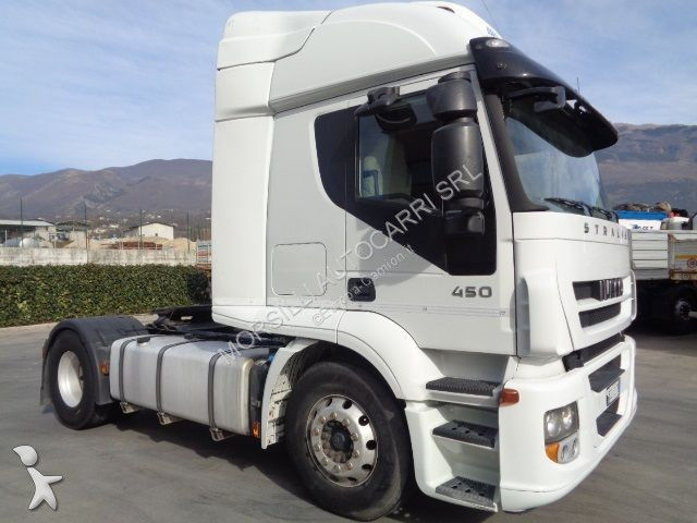 Iveco AT440S45P tractor unit