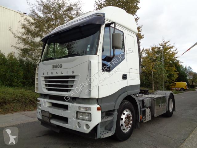 tracteur iveco standard stralis 400 4x4 gazoil euro 3 occasion n 2442124. Black Bedroom Furniture Sets. Home Design Ideas