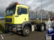 MAN 33.460 BB MANUAL STEEL tractor unit