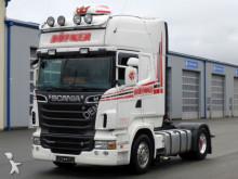 Scania R 500*Euro 5*Intarder*Topline*Stand-Klima tractor unit