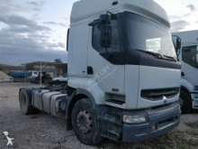 Renault 420.18 Second hand trailer truck tractor unit