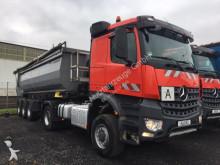 Mercedes Arocs 2043 4x4 Euro 6 SZM Kipphydraulik tractor unit