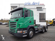 Scania G 480 CA 6x4 Kipphydraulik, Euro 5, Retarder tractor unit