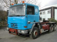 Renault Gamme R 385 TI tractor unit