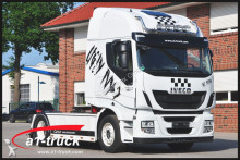 Iveco Stralis AS440 S46, Euro 6, Intarder , Kipphydraulik tractor unit