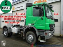 ciągnik siodłowy Mercedes 2041 Actros 4x4 Deutscher LKW Blattfed. Schalter
