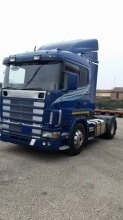 Scania R 164R580 tractor unit