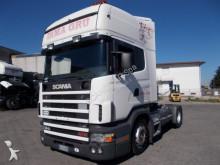 Scania L 124 L 470 tractor unit