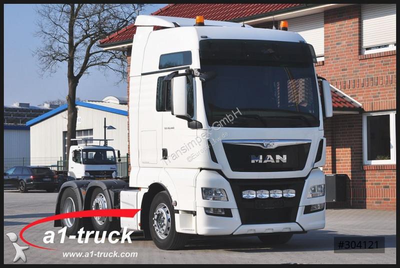MAN 26.440 XXL 6x2 Euro 6, Navi, TV, 60to. tractor unit