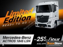 Mercedes Actros 1845LSN37STR LS tractor unit