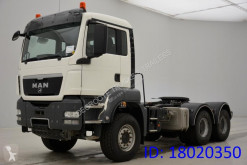 tracteur MAN TGS 26.480