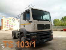 MAN - 18 460 tractor unit