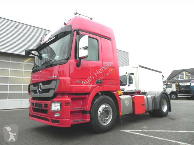 View images Mercedes Actros 1841 LS Sattelzugmaschine  tractor unit