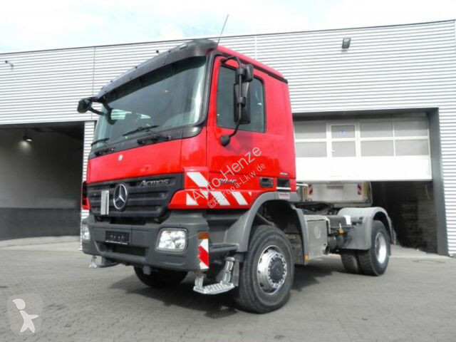 Mercedes Actros 2046 AS 4x4 Sattelzugmaschine  tractor unit