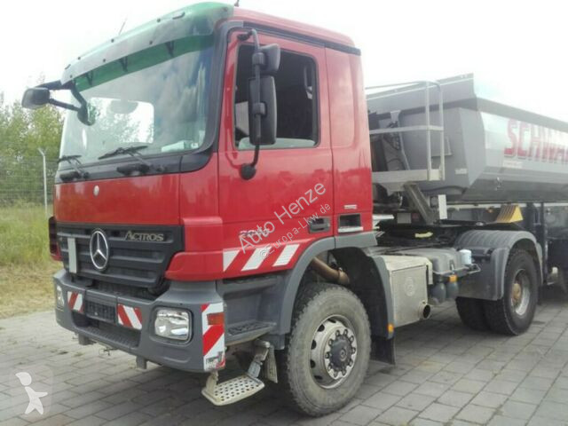 Mercedes Actros 2046 AS 4x4 Sattelzugmaschine Sattelzugmaschine