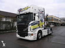Scania R500 V8 TOPLINE Standard Retarder Klima ALCOA tractor unit
