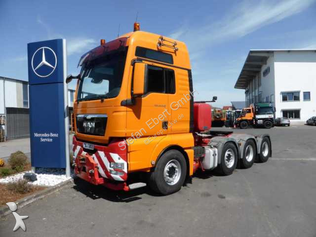 MAN 41.540 BLS 160 ton, WSK tractor unit