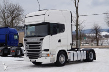 Scania R - 410 / EUO 6 / ETADE / BAKI 1500 L tractor unit