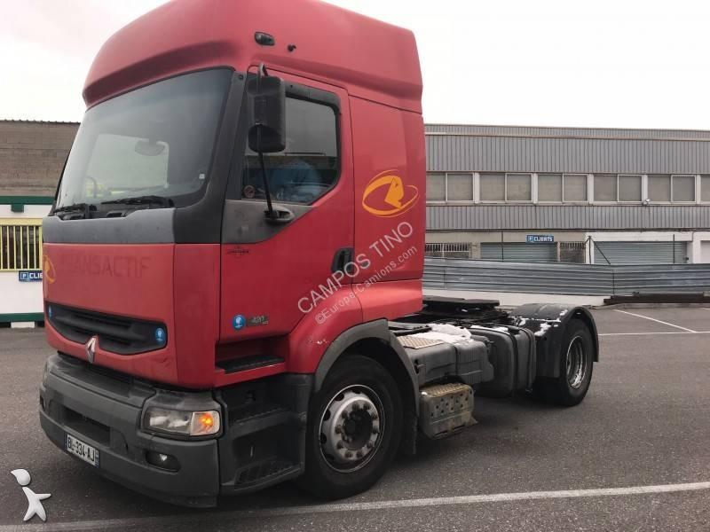 tracteur renault standard premium 420 4x2 euro 3 occasion