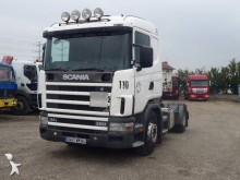 Scania C 114C380 tractor unit