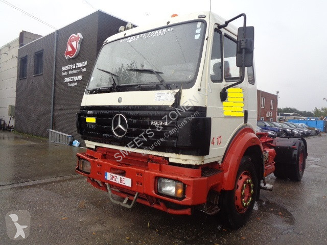 View images Mercedes SK tractor unit
