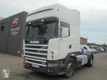 trekker Scania 144 460 460 topline manual