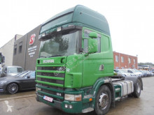 cabeza tractora Scania 124 420 Topline Manual