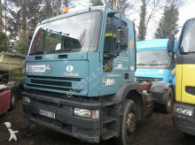 tracteur Iveco Eurotech