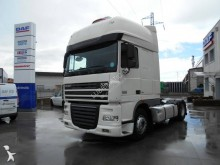 DAF low bed tractor unit