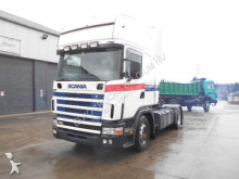 tracteur Scania 114-380 Topline (MANUAL GEARBOX)