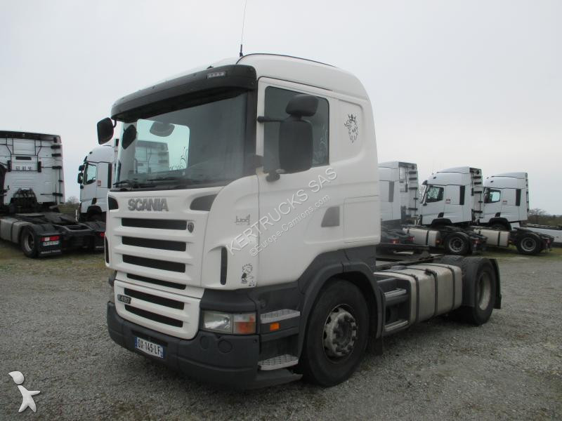 Scania DX 145 LF tractor unit