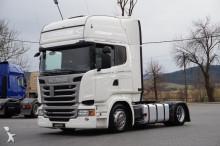 tracteur Scania R - 410 / E 6 / MEGA / ETADE / BAKI 1400 L