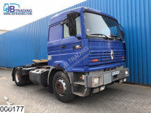 Renault Gamme G 340 Hub reduction, Manual tractor unit