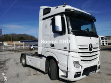 tracteur Mercedes Actros 1851 blue efficiency power hydraulique