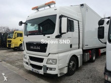 MAN TGX 18.480 XLX tractor unit