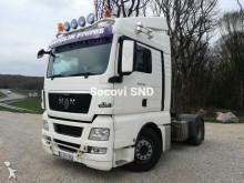 MAN TGX 18.480 XLX hydraulique tractor unit