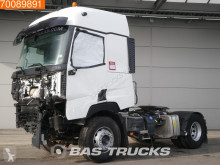 tracteur Renault Gamme T 460 Unfall Fahrbereit Hydraulik Euro