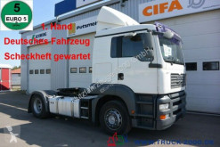 trattore MAN TGA 18.400 Deutscher LKW Scheckheft lückenlos