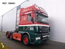 DAF - XF105.510 SSC HUB REDUCTION tractor unit
