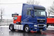 ciągnik siodłowy MAN TGX - / 18.440 / EEV / XXL / RETARDER / BAKI 1400 L