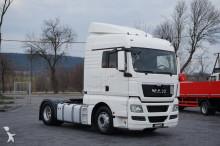 ciągnik siodłowy MAN TGX - / 18.440 / E 5 / XLX / UAL / BAKI 1400 L