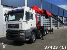 MAN TGA 35.480 tractor unit