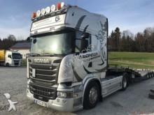 Scania R 520 tractor unit