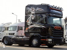 Scania R - 410 / EUO 6 / ETADE / LOW DECK / ECOLUTION tractor unit