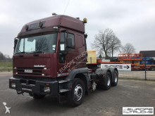 Iveco 720 E42 Full Steel - Manual - Mech pump - 420 tractor unit