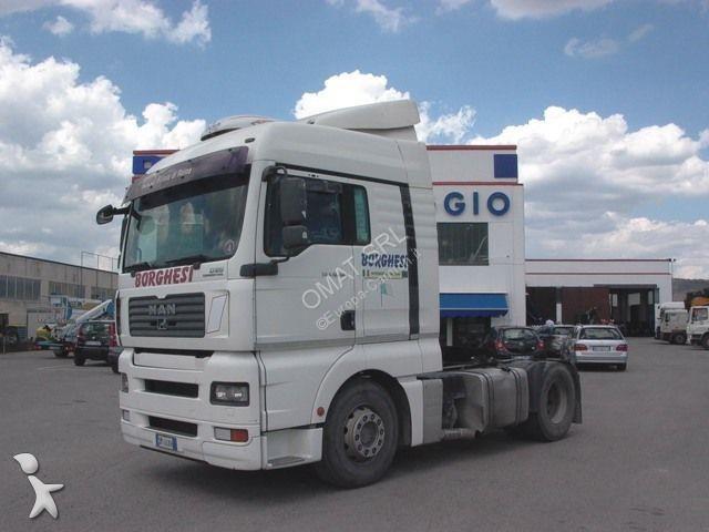 MAN 18.480 tractor unit