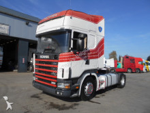 Scania 114-380 TOPLINE (AIRCO / MANUAL) tractor unit