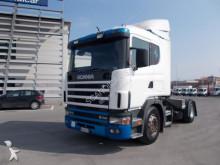 Scania LA R 164 LA 4X2 NA 580 tractor unit