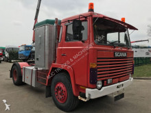 Scania LB81 - OLDTIMER VERY GOOD RUNNING tractor unit