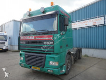 DAF FTG 95-430XF SPACECAB (EURO 3 / ZF16 MANUAL GEARBOX / AIRCONDITIONING) tractor unit